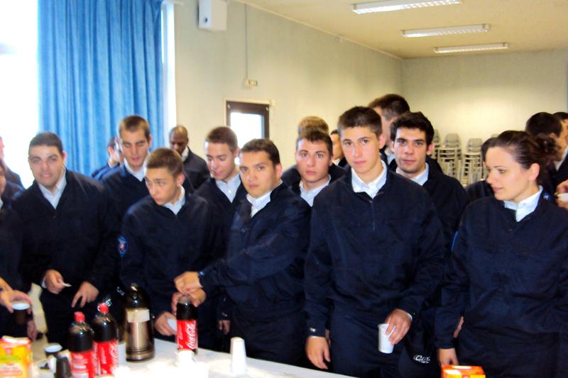 Cadets de la police cit scolaire bertran de born - Cours de cuisine perigueux ...