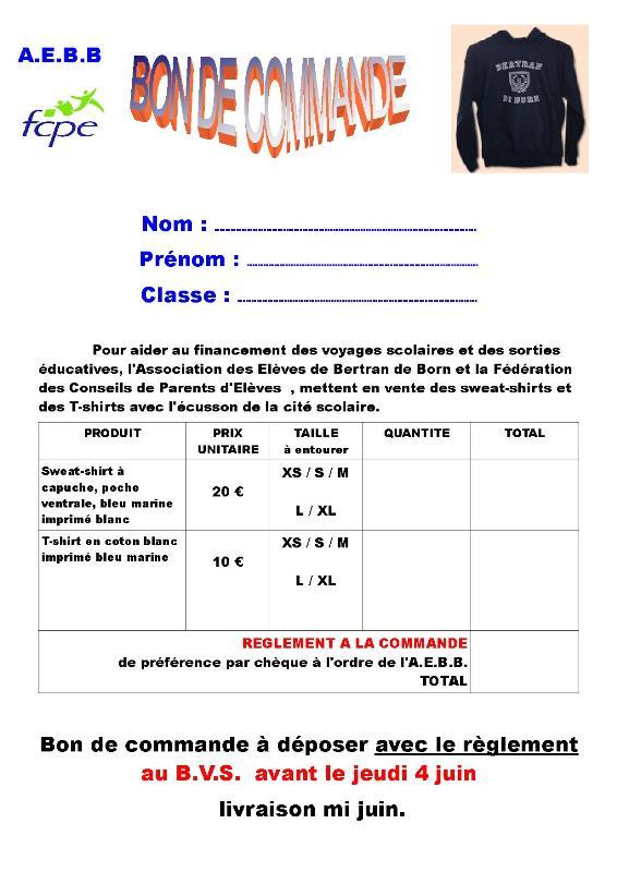 vente de sweats et t shirts b2b commandes jusqu 39 au 4 juin. Black Bedroom Furniture Sets. Home Design Ideas
