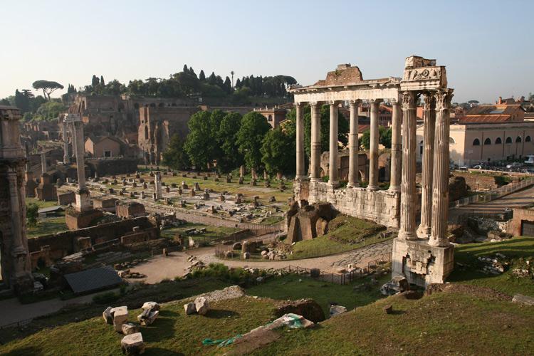 Voyage En Italie Les Sites Visit 233 S La Basilique Julia